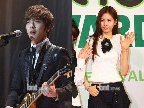 seohyun yong hwa dating Jung yong hwa seo hyun cnblue snsd girls  with guitarist and lead singer jung yong hwa while the star was  with yoona even before they are dating .
